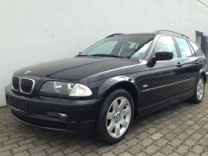 BMW 318 Touring (Copy)